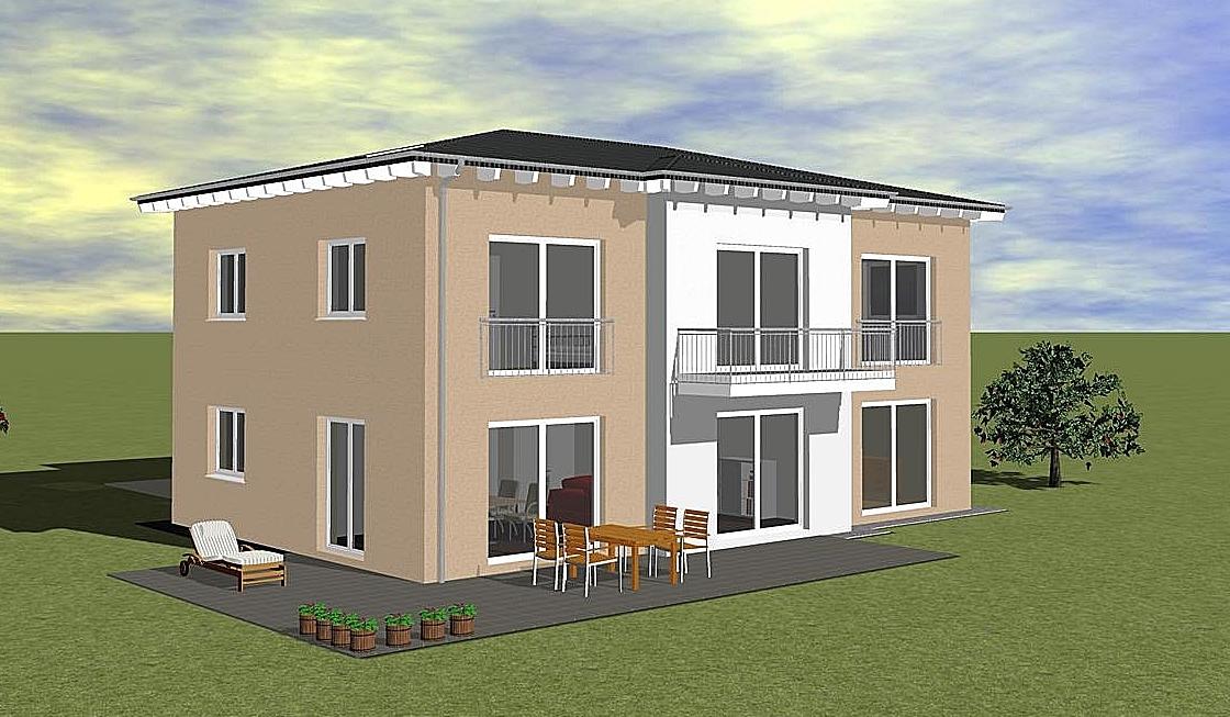 Grundriss haus 200 qm at die neuesten innenarchitekturideen for Wohnideen 60 qm